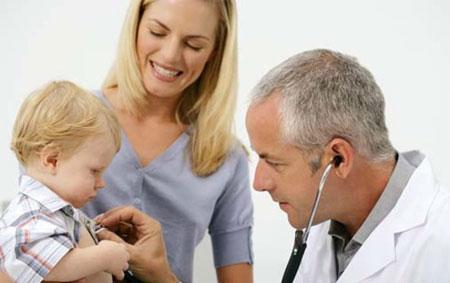 Phòng chống bệnh lao cho trẻ