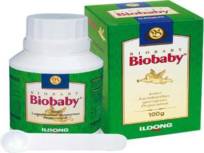 Bé dùng Biobaby liên tục có tác dụng phụ không?