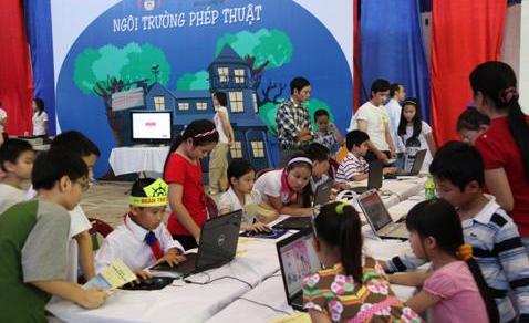 Trò chơi giáo dục trẻ ý thức giao thông