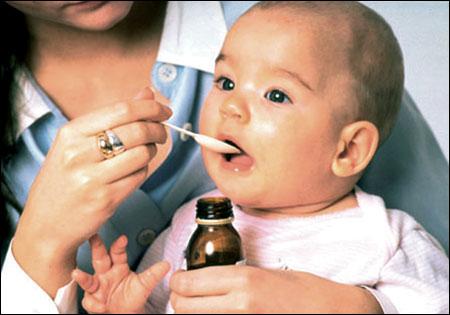 Cần lưu ý khi cho trẻ uống kháng sinh