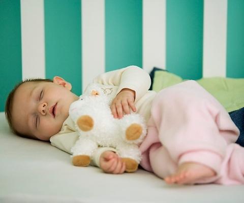 Giúp bé ngủ ngon ở chỗ lạ - Tin180.com (Ảnh 1)