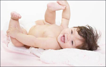 Phòng tránh hăm tã cho trẻ sơ sinh