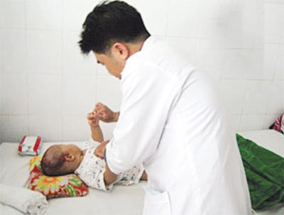 Phòng bệnh lồng ruột cho trẻ