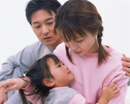 Hội chứng bố mẹ sợ con