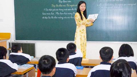 Góp ý từ cô giáo đối với bé chuẩn bị vào lớp 1