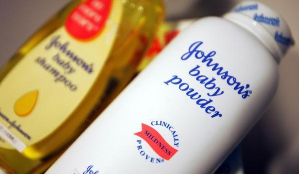 Một sản phẩm dành cho trẻ em của Johnson & Johnson