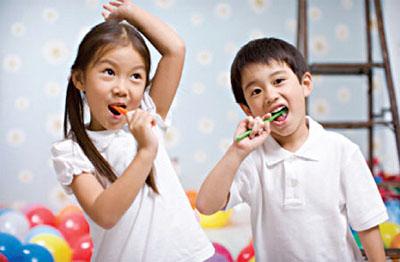 Phòng ngừa viêm nướu răng ở trẻ em