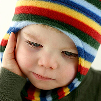 Chống viêm nhiễm tai ở trẻ