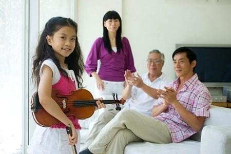 Tại sao nên cho trẻ học nhạc?