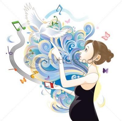 Âm nhạc – món ăn tinh thần cho mẹ và thai nhi
