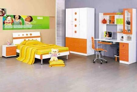 Bố trí phòng ngủ hợp lý giúp bé khoẻ mạnh, thông minh