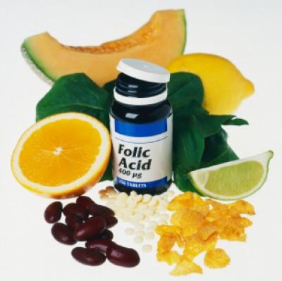 Axit Folic giúp ngăn ngừa dị tật ống thần kinh ở thai nhi