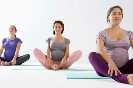 Giảm stress khi mang bầu