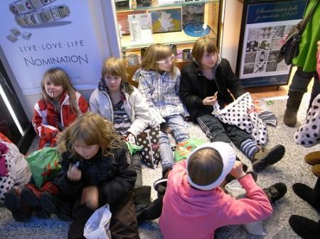 Trẻ em Phần Lan được hưởng nền giáo dục tốt nhất thế giới