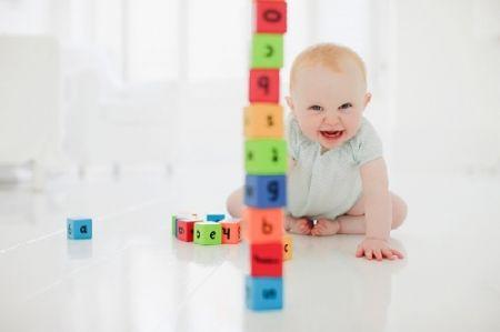 Luyện cho bé kỹ năng vận động rất quan trọng