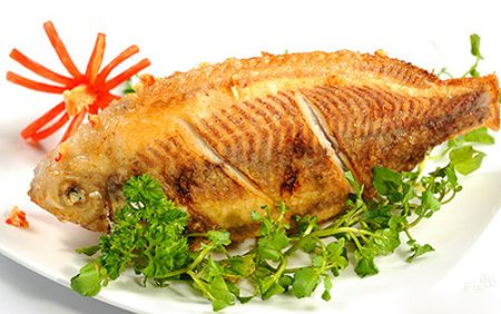 Cá là loại thực phẩm giàu dinh dưỡng.