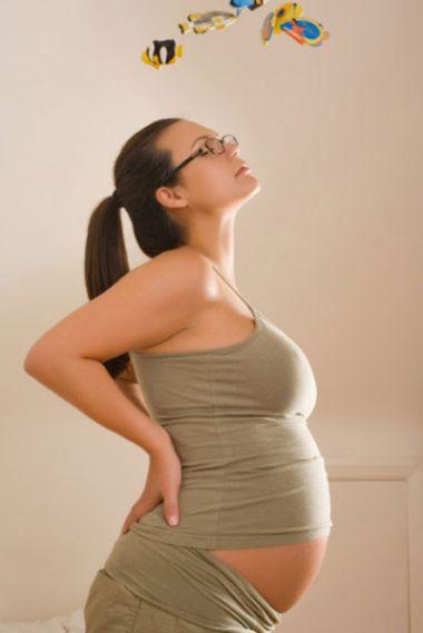 dau-hong-khi-mang-thai