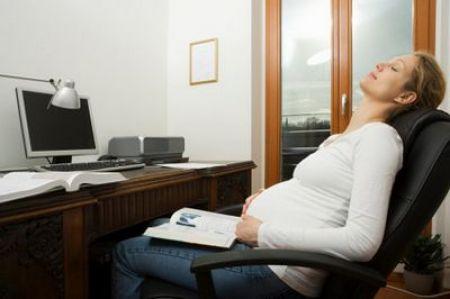 Nên thư giãn nhiều hơn khi bạn mang thai