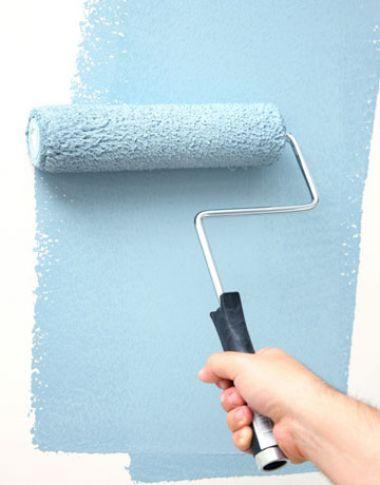Nếu bạn mang thai, hãy tránh xa những bức tường mới sơn