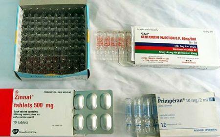 Những sản phẩm dược được cảnh báo chứa chất Parabens có khả năng gây ung thư