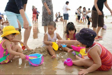 Du lịch là một trong những cách giúp trẻ rèn luyện kỹ năng sống