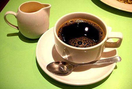 Bà bầu không nên uống cafe