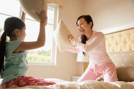 Hãy chơi cùng bé để ngăn ngừa bệnh tăng động kém tập trung