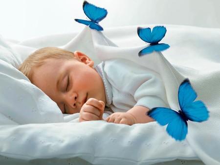 Giấc ngủ ảnh hưởng đến sự phát triển của bé.