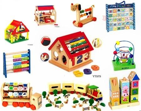Bạn nên lựa chọn đồ chơi phù hợ với lứa tuổi