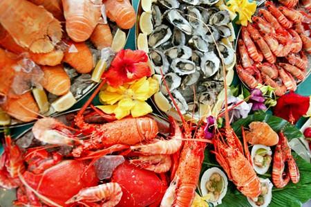 DHA có nhiều trong dầu cá, cá và thủy sản.