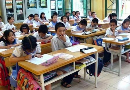 Biết chữ trước có thể làm bé chủ quan, mất tập trung ở lớp 1