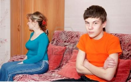 Phương pháp giáo dục không tốt có thể làm sứt mẻ tình cảm gia đình