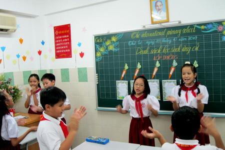 Hãy giúp trẻ chứng tỏ khả năng lãnh đạo khi còn bé.