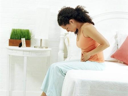 Sảy thai là nguy cơ phổ biến nhất trong 3 tháng đầu mang thai.