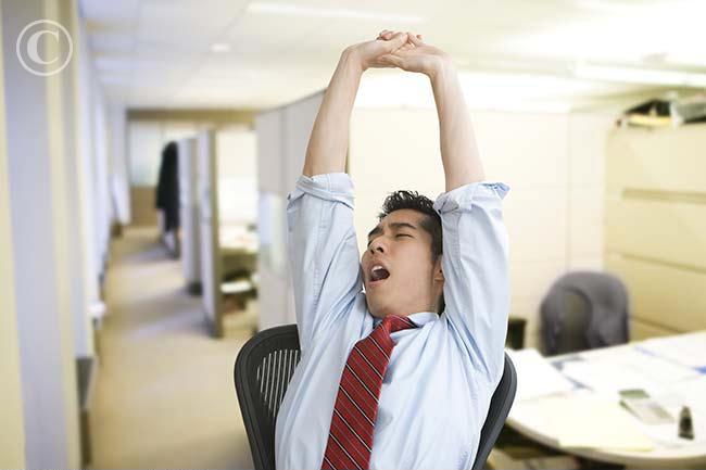 Có những thói quen mang lại sức khỏe cho dân văn phòng!