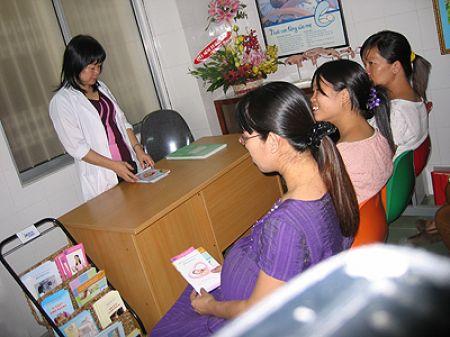 Tình hình các thai phụ thiếu vi chất rất đáng lo ngại