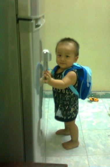 Đừng để quá nhiều đồ ăn vặt trong tủ lạnh