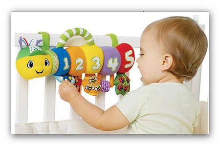 Tập đếm sẽ giúp bé nâng cao năng lực chú ý