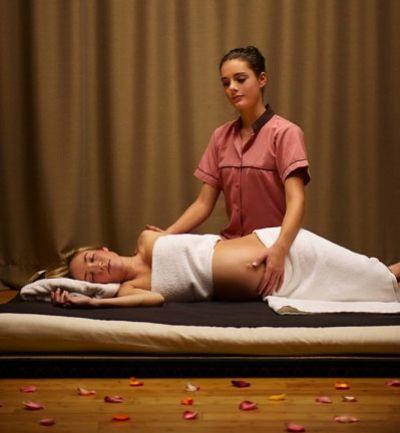 Massage tốt cho bà bầu