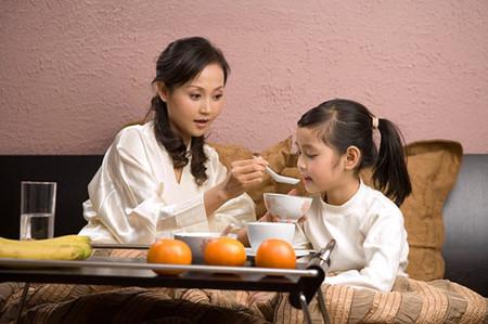 Bạn không nên để trẻ từ chối bữa sáng của mình