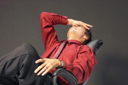 Sự căng thẳng kéo dài rất có hại cho sức khỏe