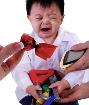 Cha mẹ không nên yêu chiều, bảo bọc con mình một cách thái quá