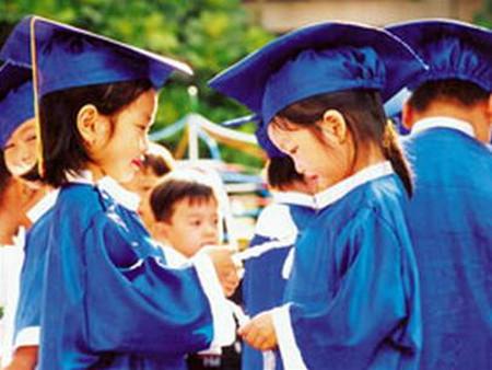 Trẻ em Việt Nam mong muốn được đỗ đạt trên con đường học vấn