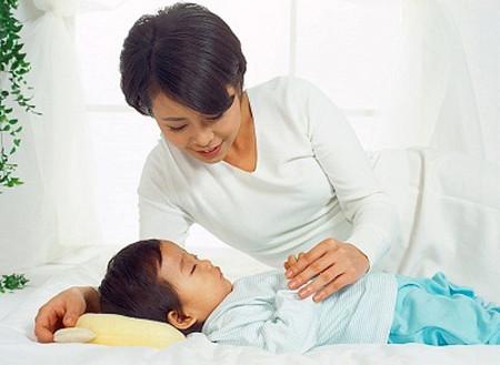 Cách điều chỉnh giấc ngủ của bé - Chăm sóc bé - Chăm sóc trẻ em - Giấc ngủ của bé