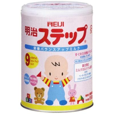 Sữa bột Meiji Step