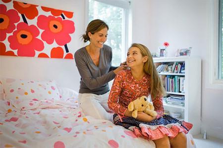 Vấn đề dung hòa giữa mẹ và con gái