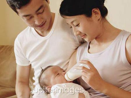 Không có phương pháp nào hoàn toàn đúng để giúp bạn làm mẹ tốt.