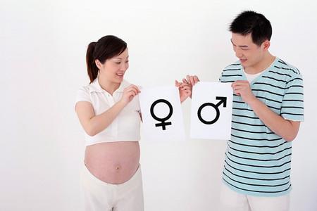Người đàn ông sẽ quyết định giới tính của thai nhi.