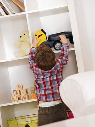Có nhiều cách để bố mẹ khuyến khích bé làm việc nhà