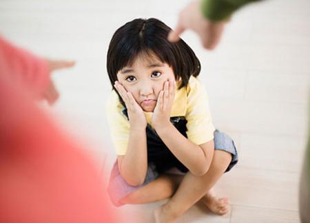 Cha mẹ đừng nên đay nghiến trẻ thái quá